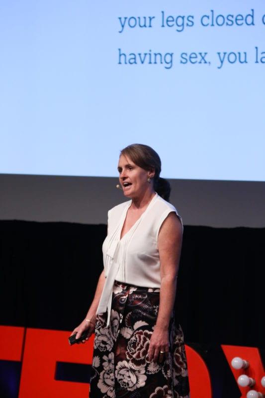 Amanda Bradley TEDx Talk At TEDxSouthBank