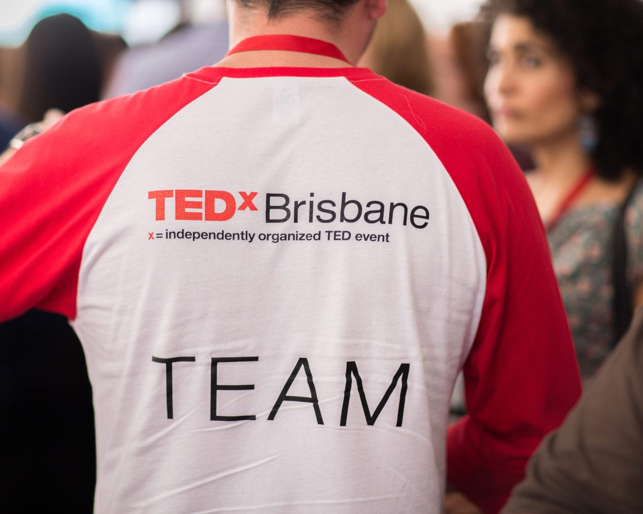 TEDxBrisbane Team Advocate