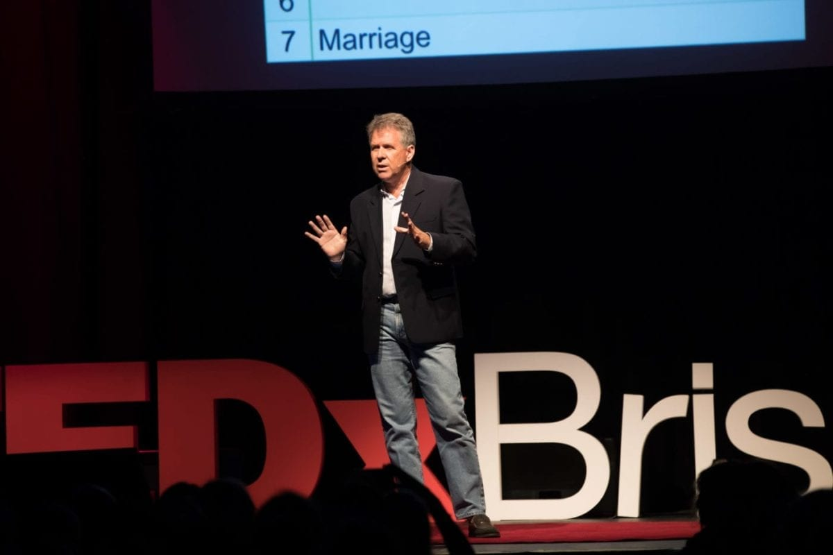 George Blair-West TEDx Talk at TEDx Brisbane