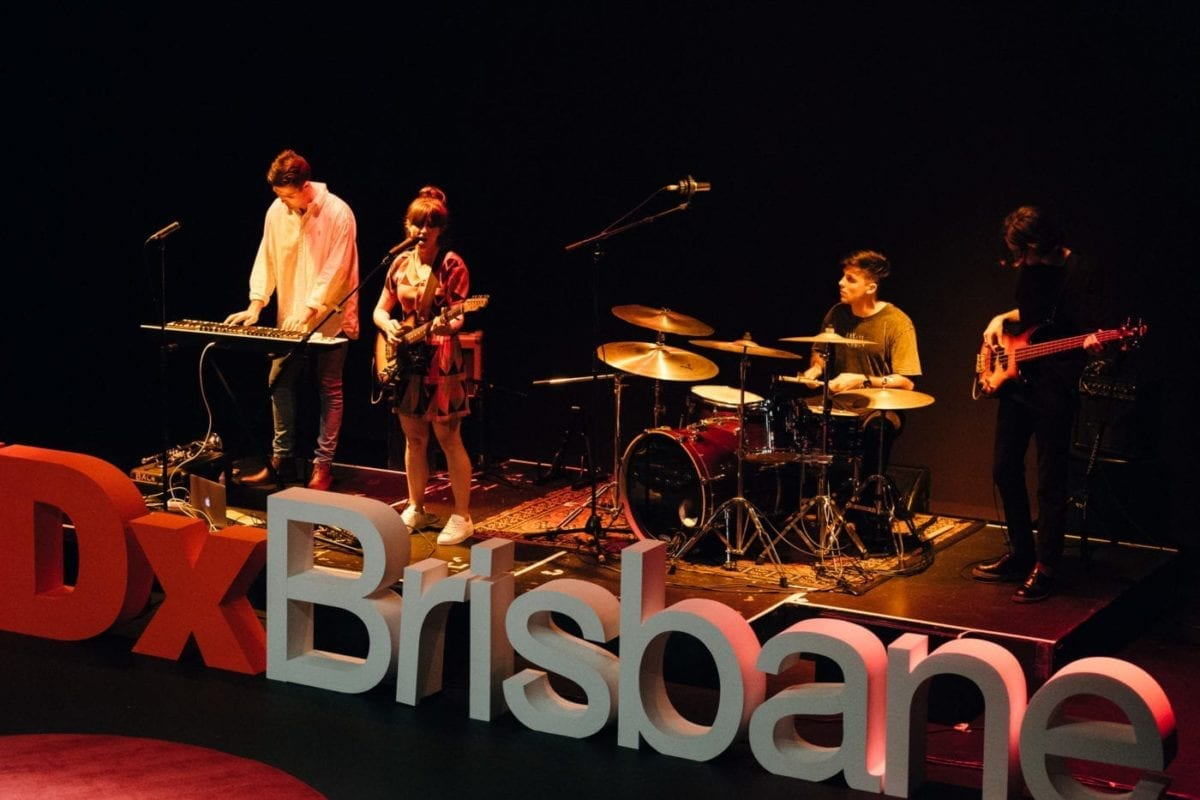 The Achilles Band TEDx Performance
