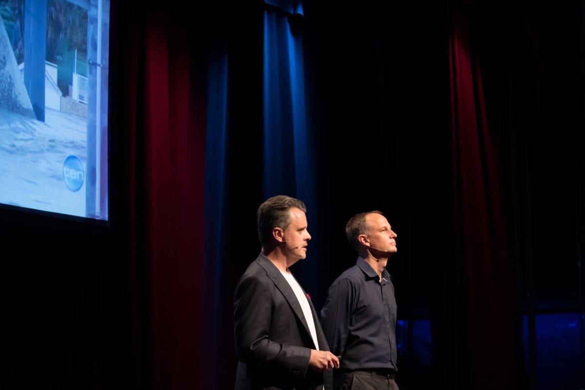 Brendan Gaffney & Arne Nilsen TEDx Talk