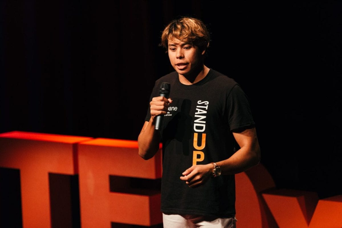 Douglas Oliver 1 Minute TEDx Pitch
