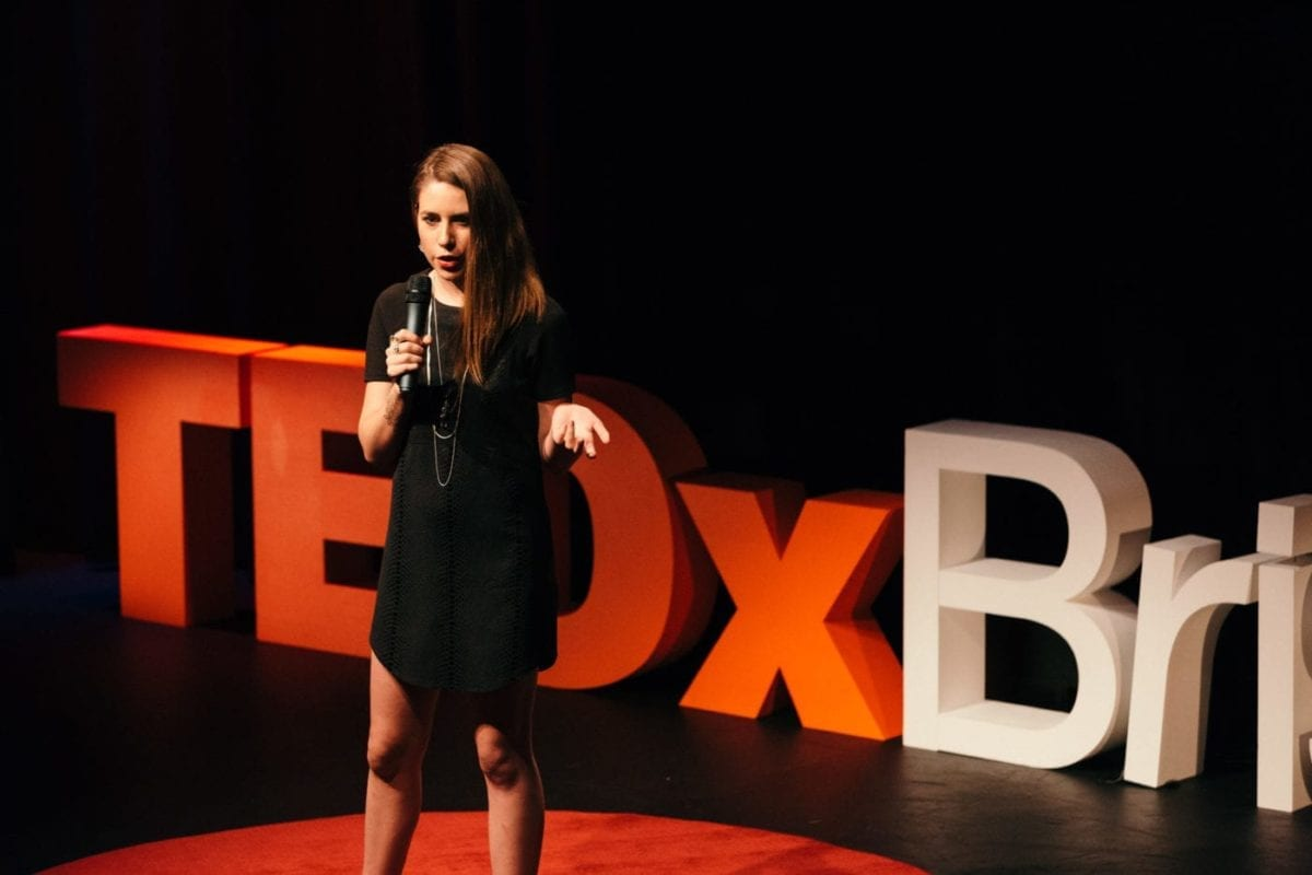 Jiveny Blair-West 1 Minute TEDx Pitch