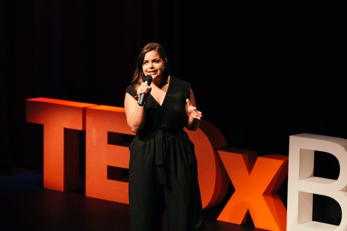 Brooke Rose 1 Minute TEDx Pitch
