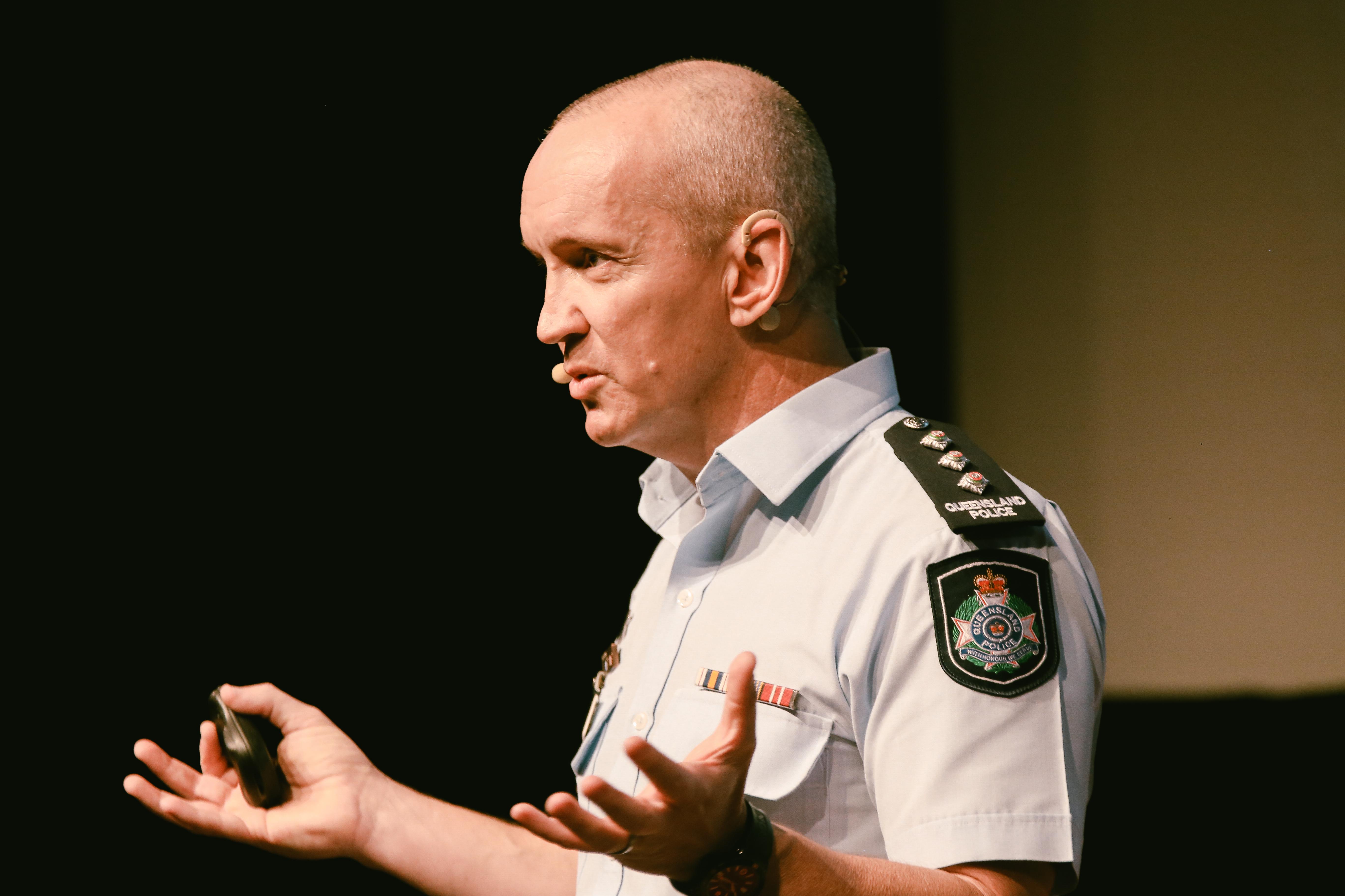 Corey Allen Brisbane