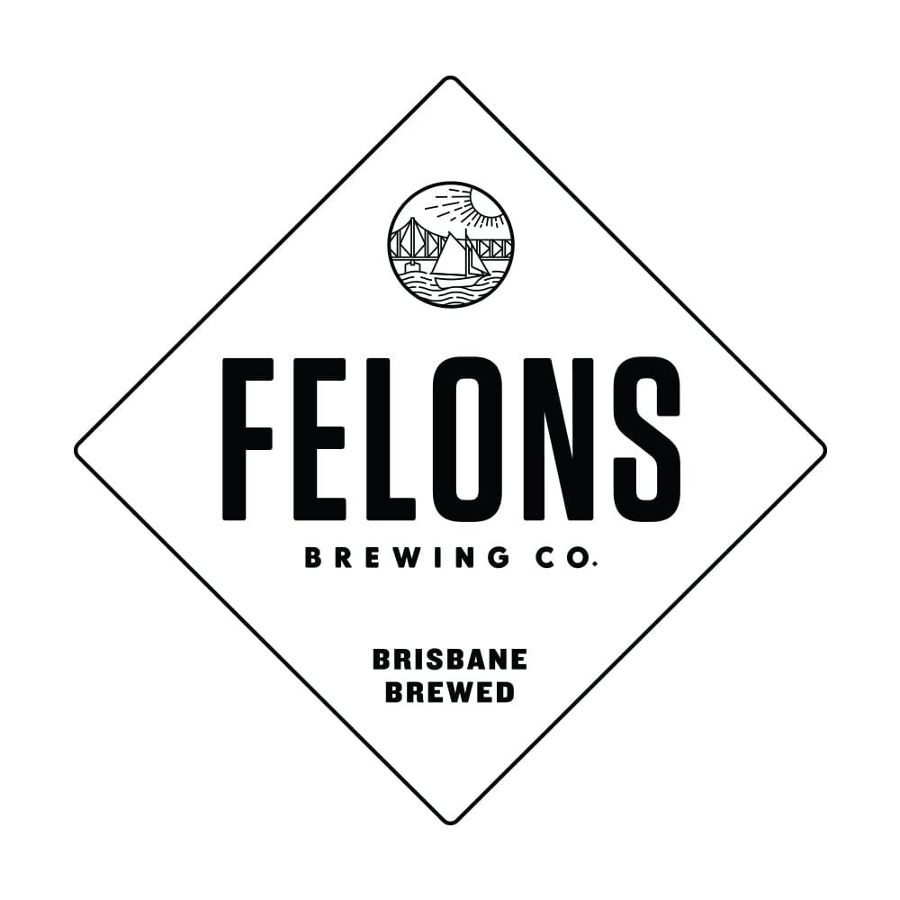 Felons Brewery TEDxBrisbane Partner